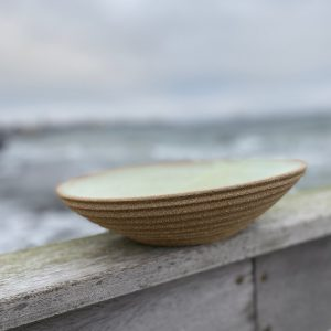 bowl - green and wide 02